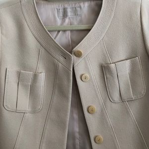 Chanel Style Lined Jacket - Italy